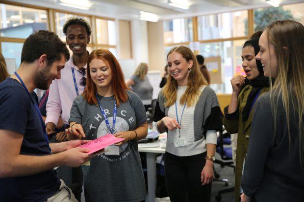 GDS Academy internship 2018