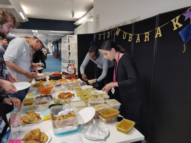 Reflections of our colleagues who joined Muslims at GDS for a day of fasting